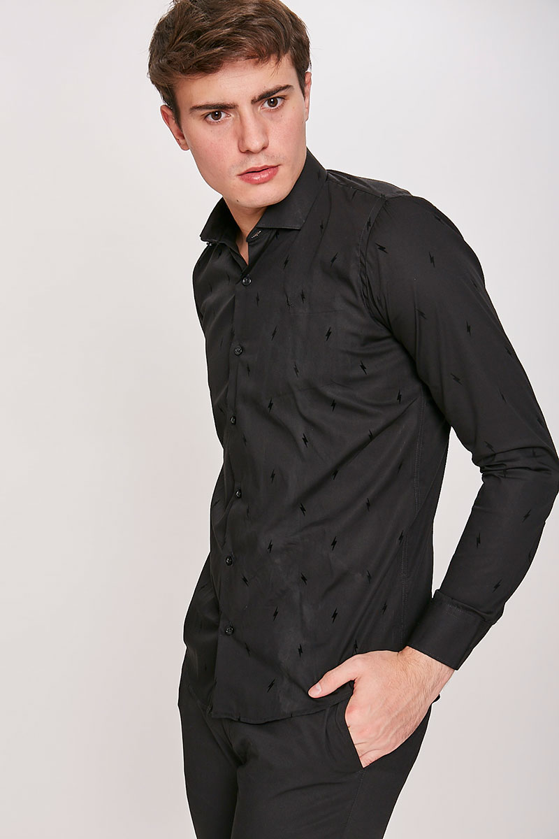 Camisa Graja Prints