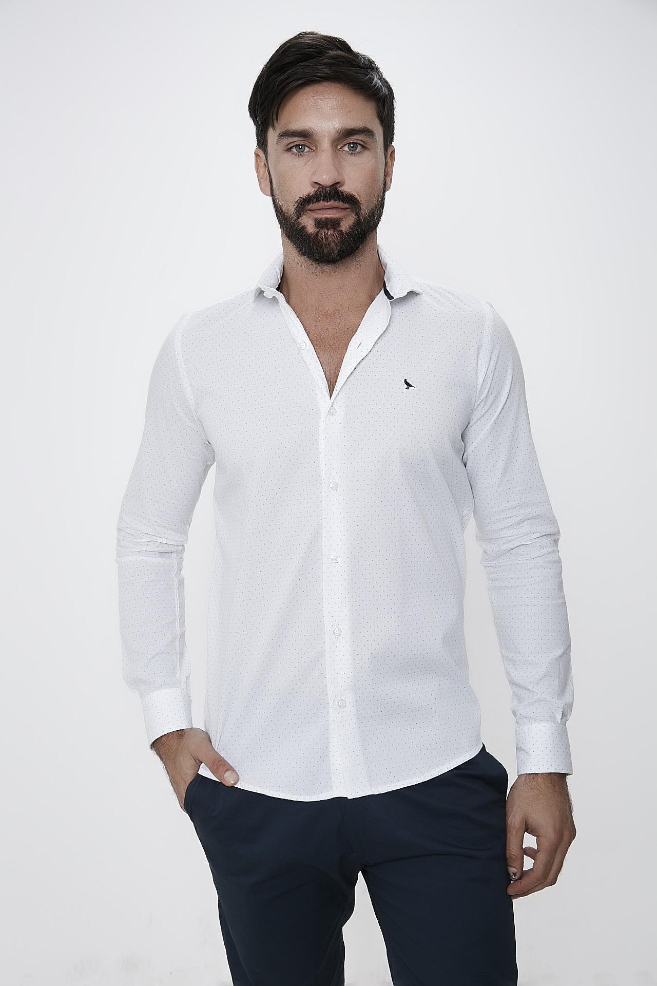 Camisa Roger Prints