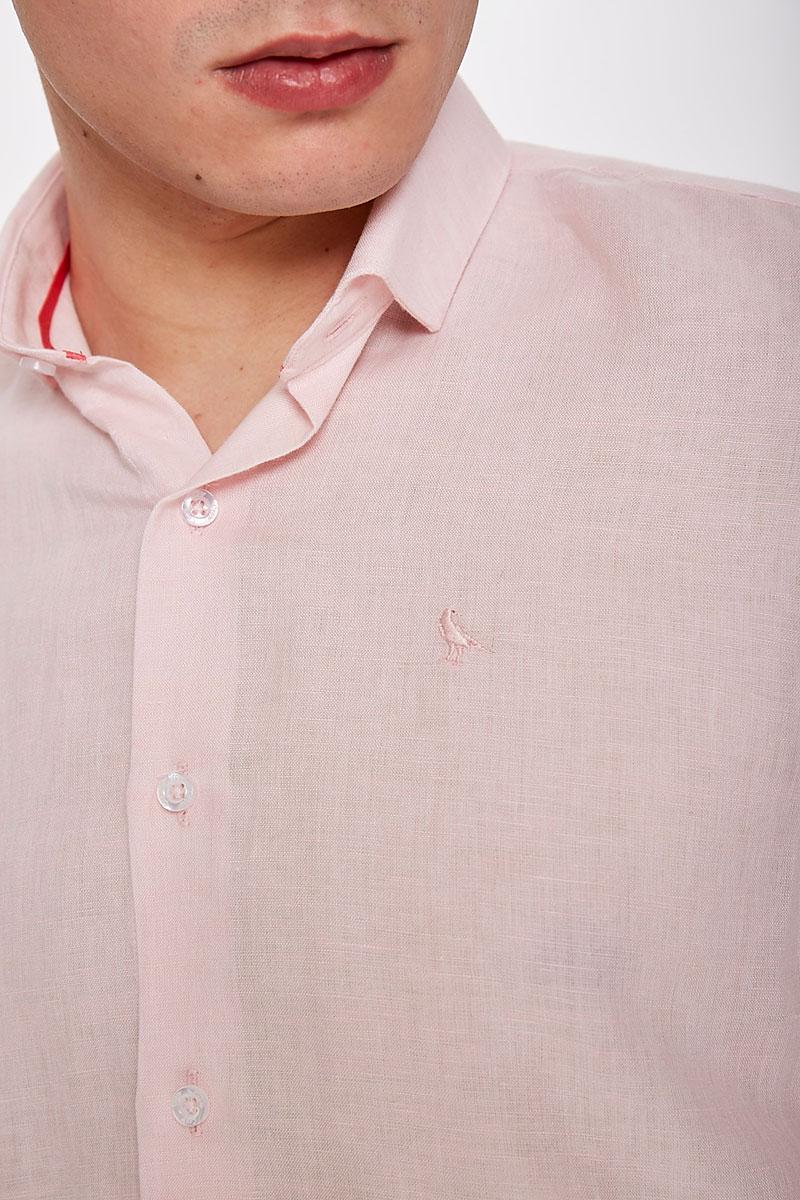 Camisa Rose Linen